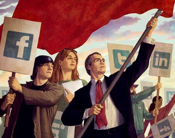 revolusi dunia maya