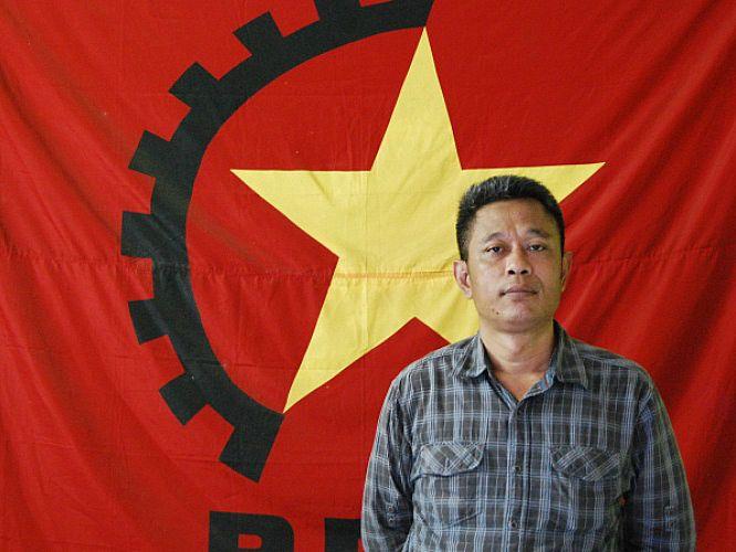 Agus Jabo (Ketua Umum PRD)