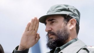 Mandatory Credit: Photo by IBL/REX/Shutterstock (68401a)Fidel CastroFidel Castro - 1978